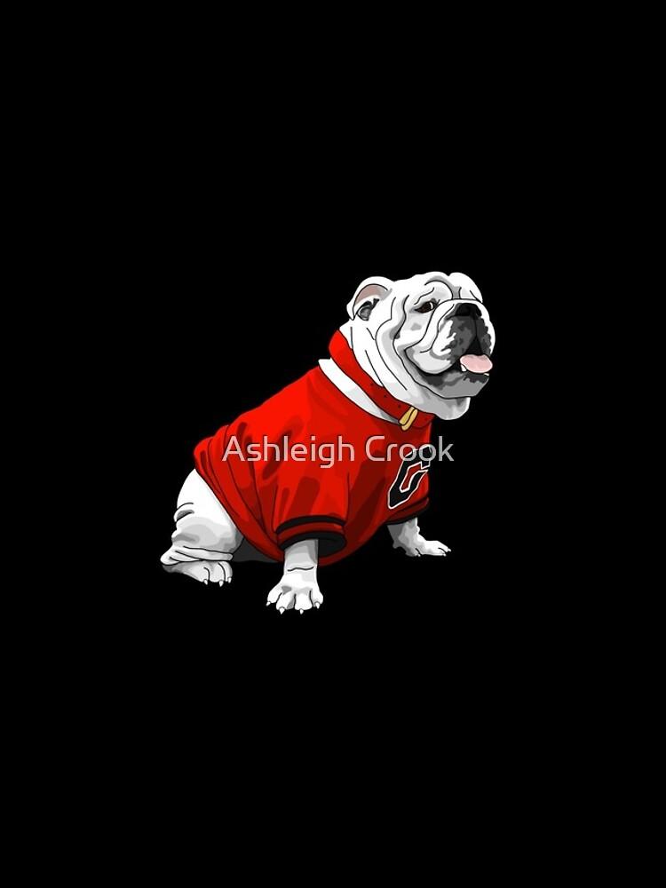 Bulldog UGA de CrookedCrow