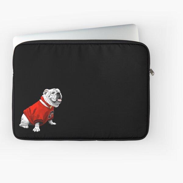 UGA Bulldog Laptop Sleeve