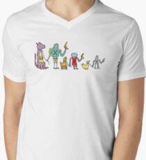 Port Melbourne Vigilantes V-Neck T-Shirt
