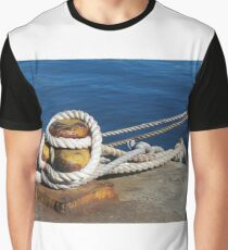Hope is an anchor Graphic T-Shirt