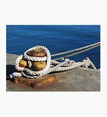 Hope is an anchor Photographic Print