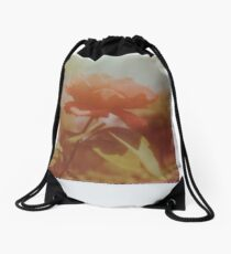 new rose Drawstring Bag