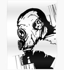Gas Mask 1.0 Poster