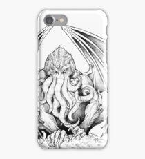 God-being CTHULHU  iPhone Case/Skin