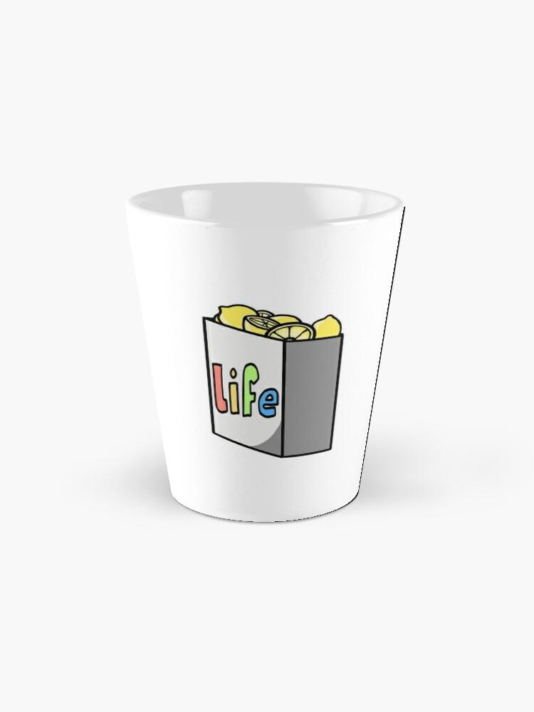 Alternate view of well, when life gives you lemons! Mug