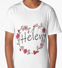 My name is Helen Long T-Shirt