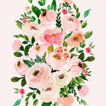 soft florals by ShowMeMars