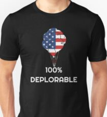 Deplorables T-Shirt QAnon Deplorable T-Shirt Unisex T-Shirt