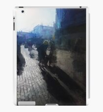 day of long shadows iPad Case/Skin
