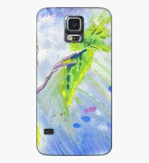 Treacle the Jellyfish  Case/Skin for Samsung Galaxy