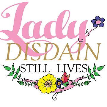 Lady Disdain #2 by sha-ron