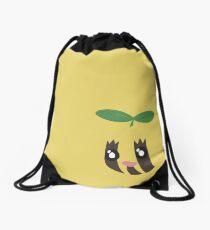Minimal Seed Pokemon Drawstring Bag