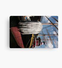 Best Peking Ship Canvas Print
