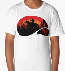 """""""Outlaws To The End""""- Red Dead Redemption 2 Long T-Shirt"""