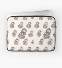 RUSSIAN DOLL Laptop Sleeve