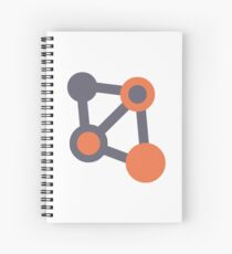 Omni Analytics Group OAG Icon Spiral Notebook