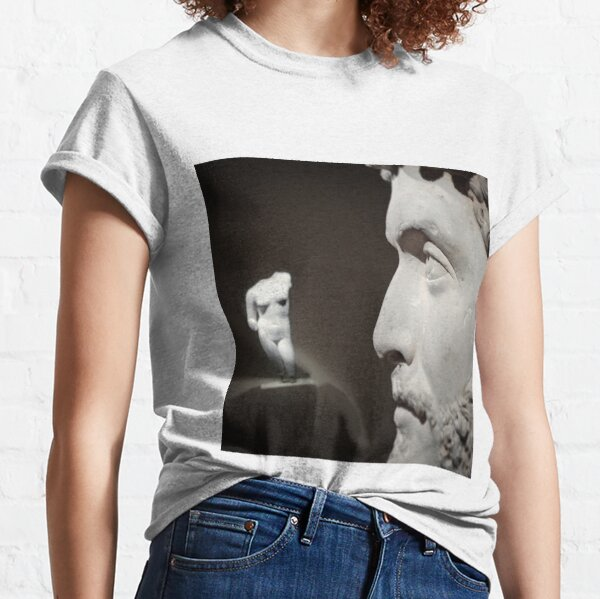 Nude From Afar Classic T-Shirt