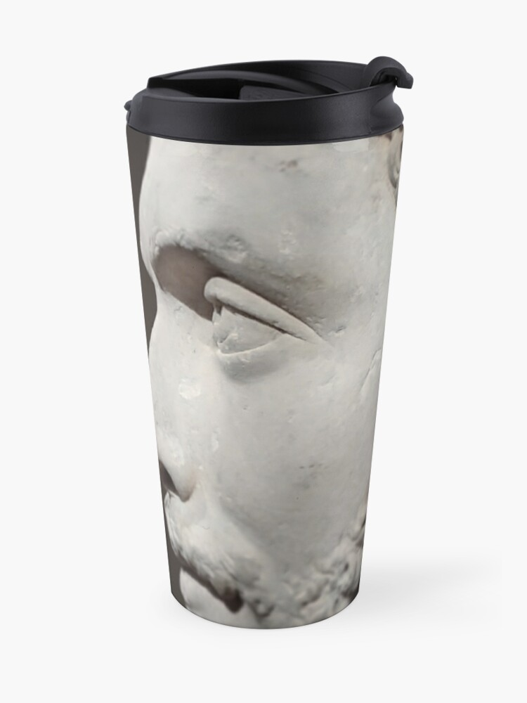 Alternate view of Nude From Afar Travel Mug