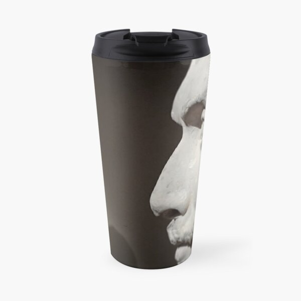 Nude From Afar Travel Mug
