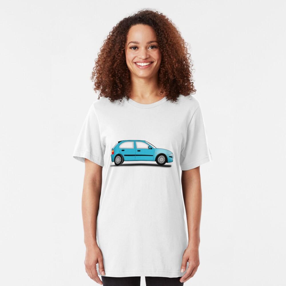 Rover 25 / MG ZR Slim Fit T-Shirt