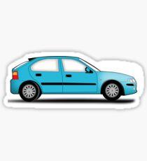 Rover 25 / MG ZR Sticker