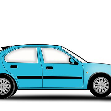 Rover 25 / MG ZR by TinyMonster