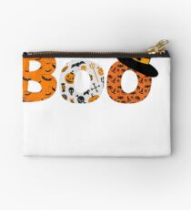 Halloween Boo Fledermaus Spinne Studio Clutch