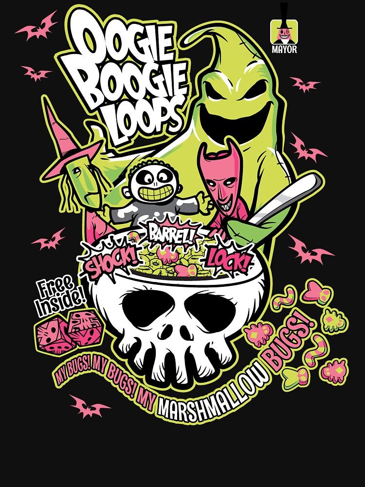 Oogie Boogie Loops by nikholmes