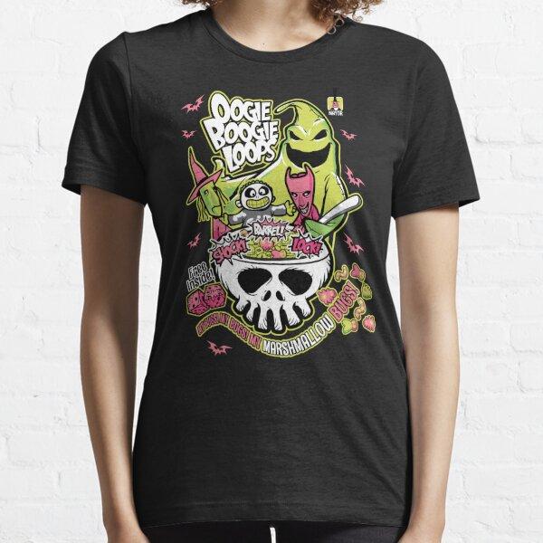 Oogie Boogie Loops Essential T-Shirt