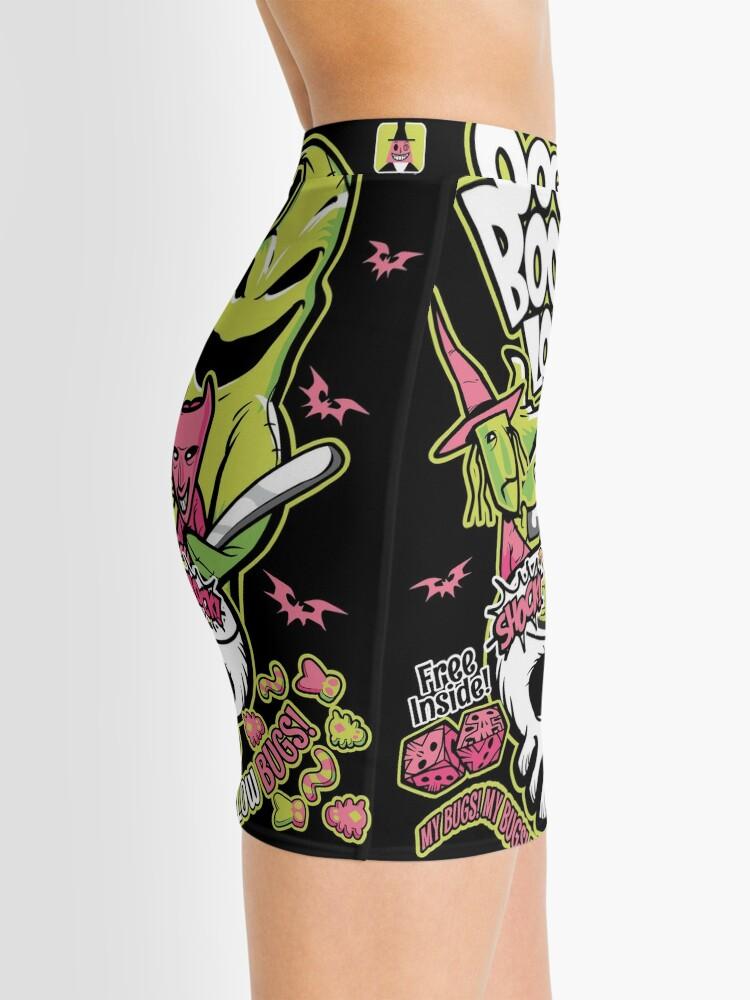 Alternate view of Oogie Boogie Loops Mini Skirt