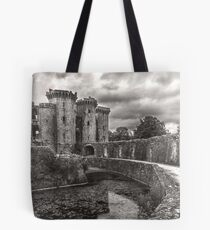 The Castle Moat Tote Bag