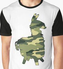 mimetic lama Graphic T-Shirt