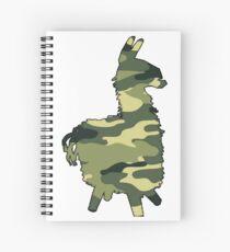 mimetic lama Spiral Notebook