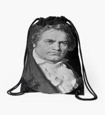 Ludwig van Beethoven Drawstring Bag
