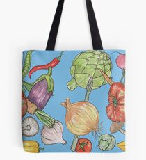 Garden Fresh Tote Bag