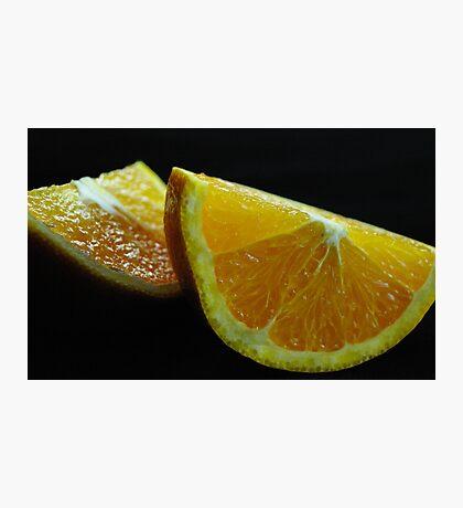 orange Photographic Print