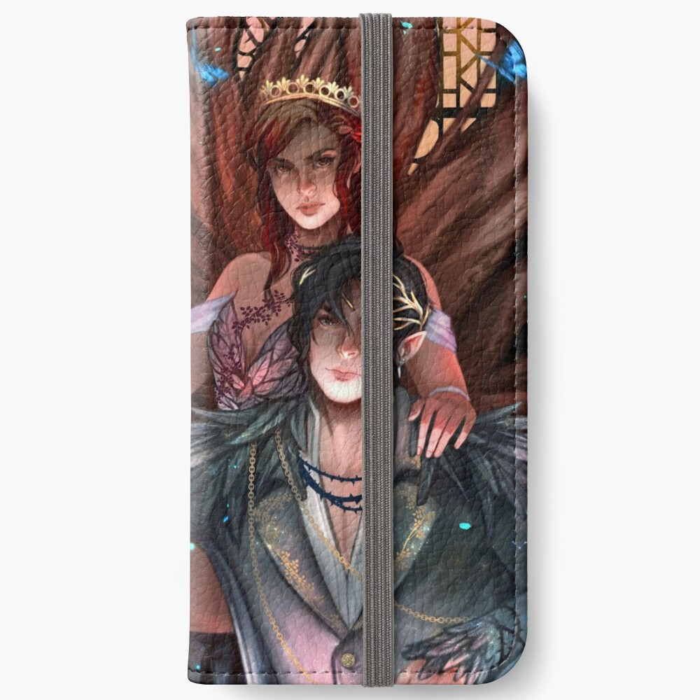 The Cruel Prince iPhone Wallet