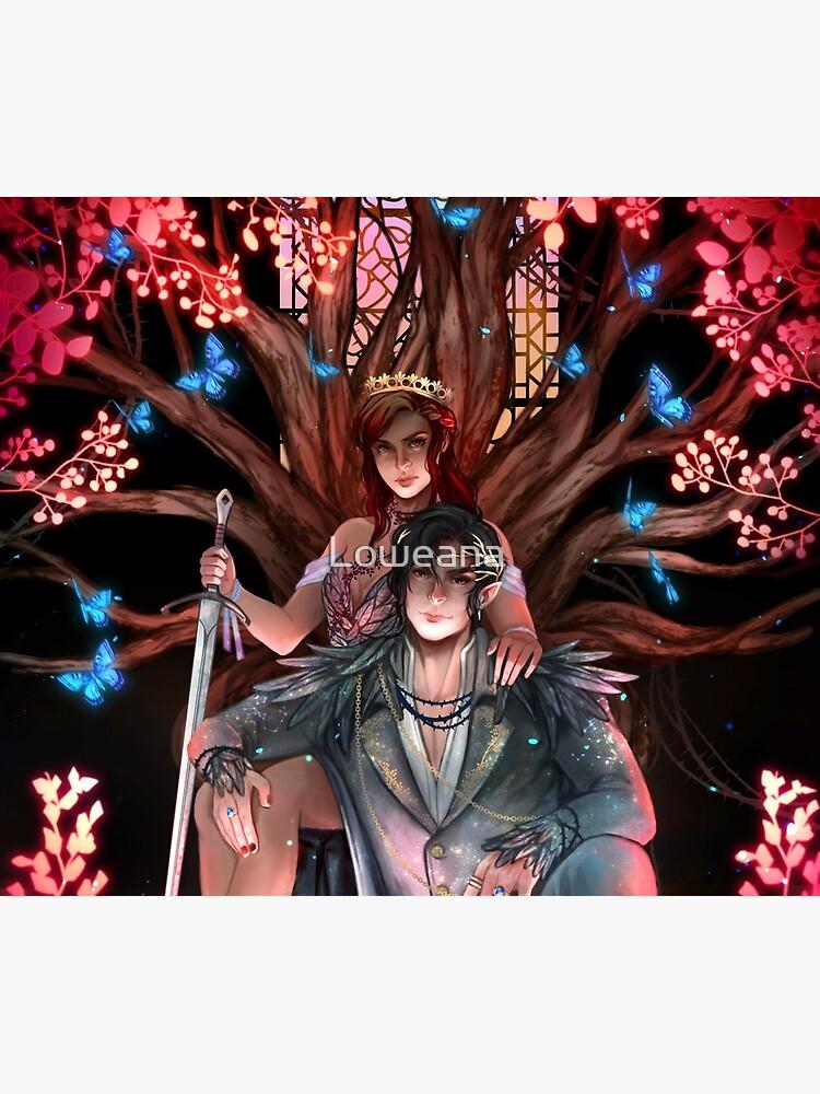 The Cruel Prince by Loweana
