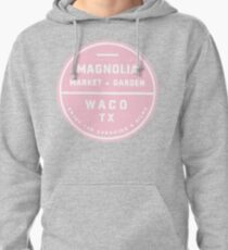Magnolia Market Pink Pullover Hoodie