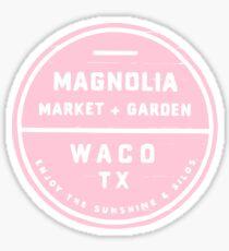 Magnolia Market Pink Sticker