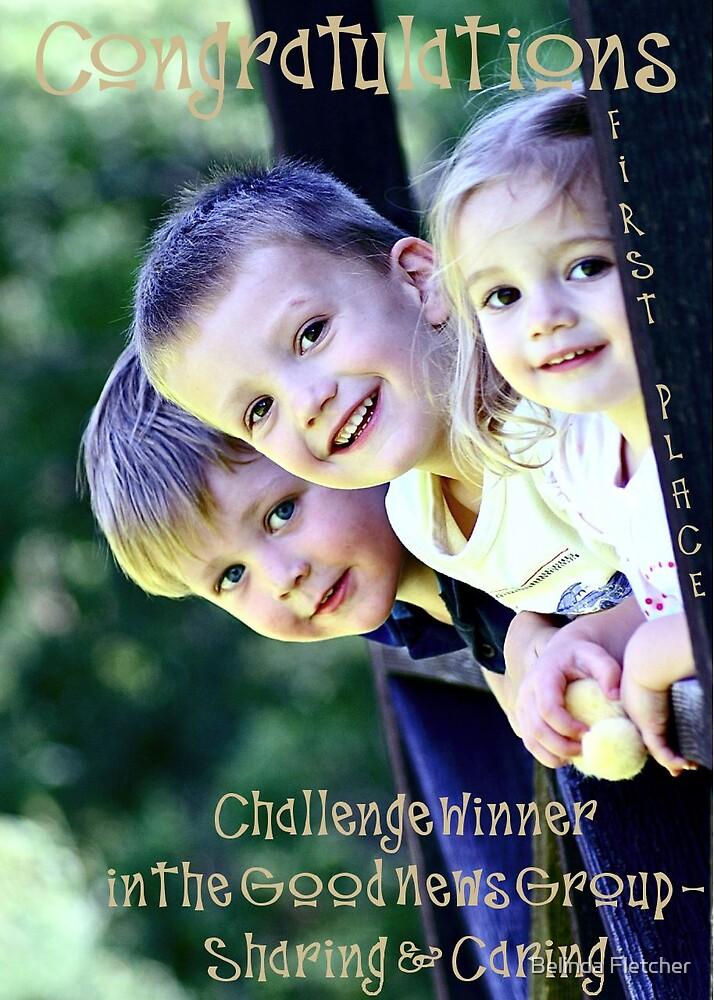 First Place Challenge Banner by Belinda Fletcher