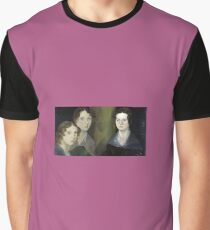 The Bronte Sisters Graphic T-Shirt