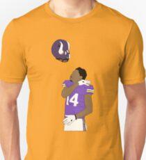 Stefon Diggs Helmet Toss Unisex T-Shirt