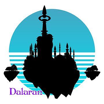 Dalaran - Kirin Tor Homebase by Mahkor