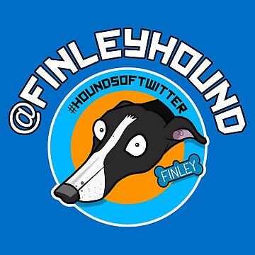 FinleyHound by jameshardy