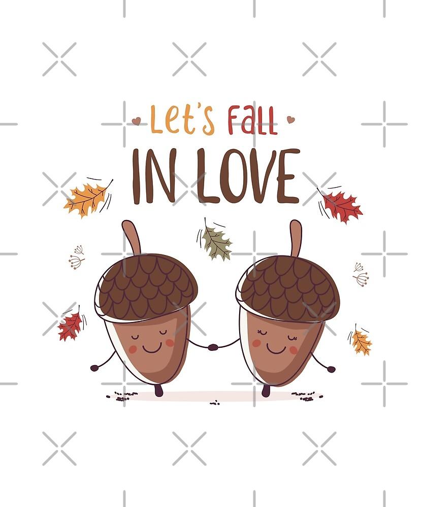 Let's Fall In Love by zoljo