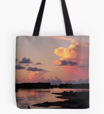 Painted Skies Tote Bag