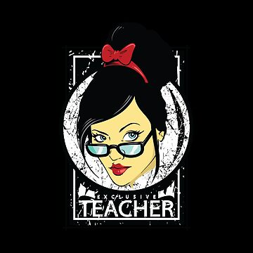 Exclusive Teacher by Ding-One