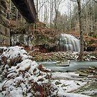 Westlake Falls  by Paul Lubaczewski