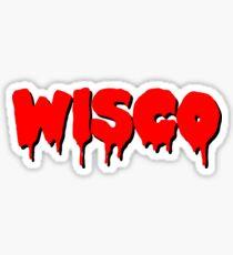 Wisco Drip Sticker